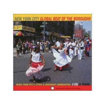New York City | Global Beat of the Boroughs (2CD)