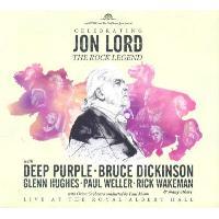 Celebrating Jon Lord - The Rock Legend  (2CD)