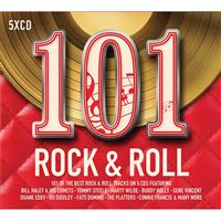 101 Rock & Roll - 5CD