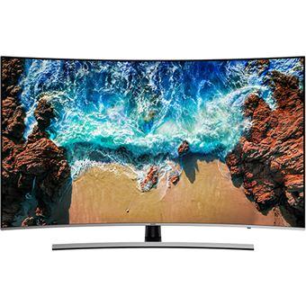 Smart TV Curvo Samsung UHD 4K 55NU8505 140cm