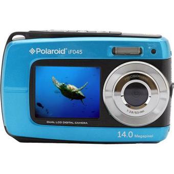 72b7249b04866 Polaroid IF045 (Azul) - Câmara de Aventura Tough - Compra na Fnac.pt