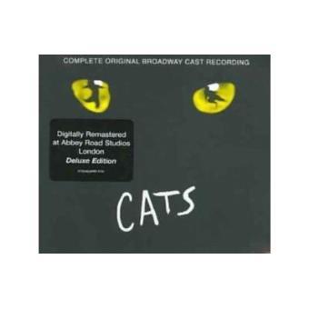 Cats - Broadway Cast (2CD)