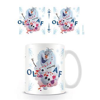 Caneca Disney Frozen 2: Olaf Jump