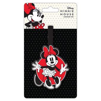 Etiqueta de Viagem Disney Minnie Mouse
