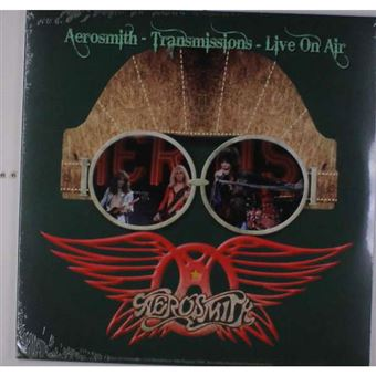 Transmissions: Live on Air - LP