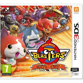 Yo-Kai Watch Blaster: Red Cat Corps - Nintendo 3DS