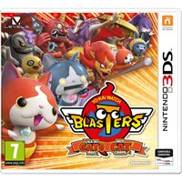 Yo-Kai Watch Blaster: Red Cat Corps - Nintendo 3DS
