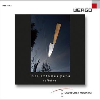 Luis Antunes Pena: Caffeine - CD