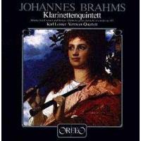 Clarinet Quintet Op.115