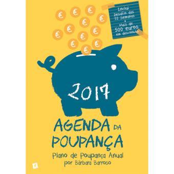 Agenda da Poupança 2017 - Plano de Poupança Anual