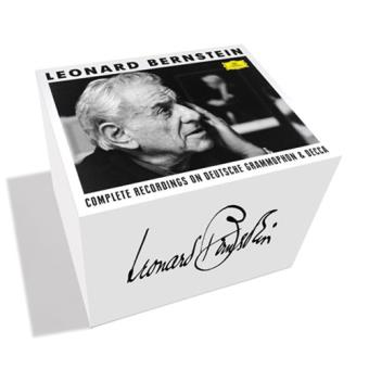 Leonard Bernstein: Complete Recordings On Deutsche Grammophon & Decca - 121CD + 36DVD + 1 Blu-ray