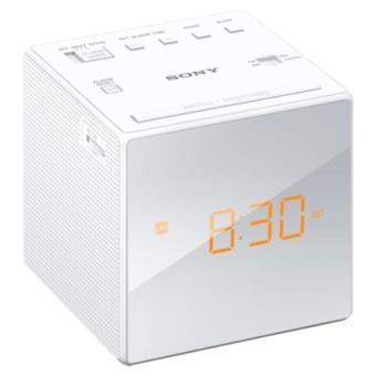 Sony Rádio Relógio ICF-C1W Branco