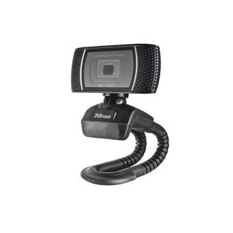 Trust Trino HD Video Webcam 8MP USB Preto webcam