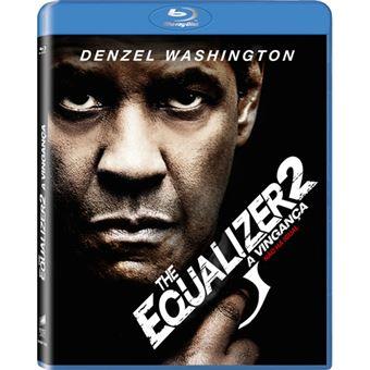 The Equalizer 2 - A Vingança - Blu-ray