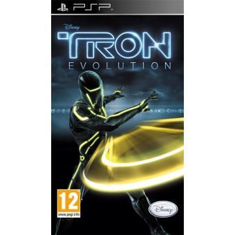 TRON: Evolution PSP