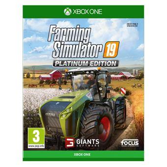 Farming Simulator 19 - Platinum - Xbox One