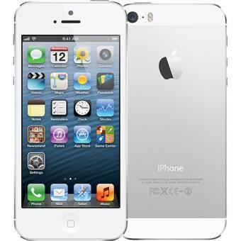 223683644 Apple iPhone 5 - 16GB Refurbished (Branco) - iPhone - Compra na Fnac.pt