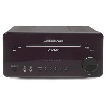 Cambridge Audio One Home audio micro system 30W Preto