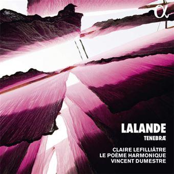Lalande: Tenebrae - CD
