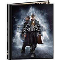 Monstros Fantásticos: Os Crimes de Grindelwald - Edição Digibook com Capa Lenticular - 2 Blu-ray