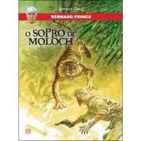 Bernard Prince - Livro 10: O Sopro de Moloch