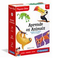 Aprende os Animais - Clementoni