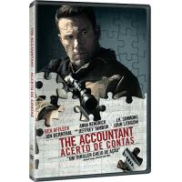 The Accountant – Acerto de Contas (DVD)
