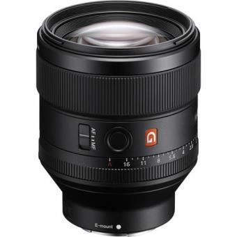 Sony Objetiva SEL85F14GM FE 85mm f/1.4 GM