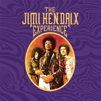 The Jimi Hendrix - Experience Limited Edition Box Set (8LP)