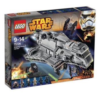 Imperial Assault Carrier (LEGO Star Wars 75106)