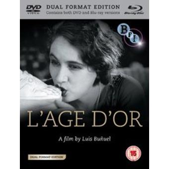 L'Age d'Or (Blu-ray + DVD)