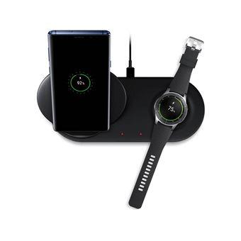 Carregador Charger Duo Preto Samsung