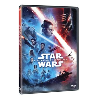 Star Wars: Episódio IX - A Ascensão de Skywalker - DVD