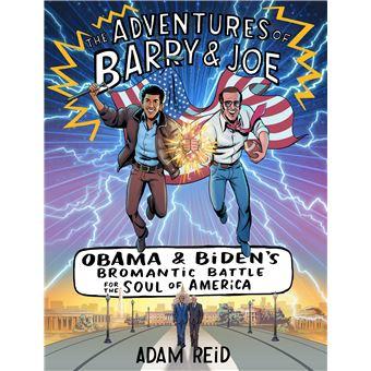 The Adventures of Barry & Joe