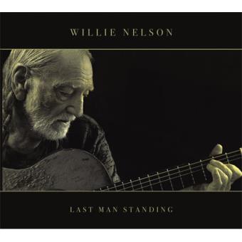 Last Man Standing - LP 12''