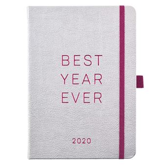 Agenda Semanal 12 Meses 2020 Busy B - Goals