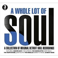 Whole Lot of Soul - 3CD