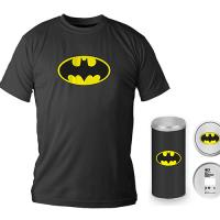 T-Shirt-Batman-Logo (L)