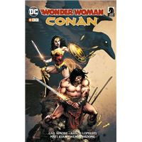 Wonder woman conan-dc