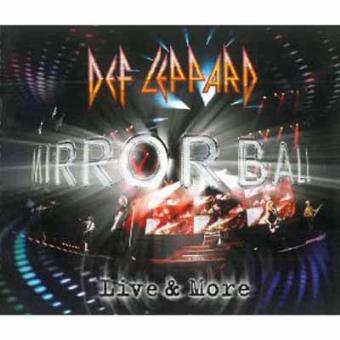 Mirrorball - Live & More (2CD+DVD)