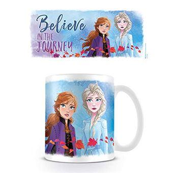 Caneca Frozen 2: Elsa & Anna Believe in the Journey