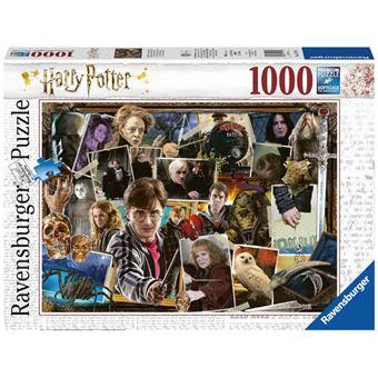 Puzzle Harry Potter e Voldemort 1000 PCS