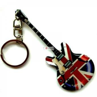 Stainless keychain - Oasis - EPHIPHONE UK Flag