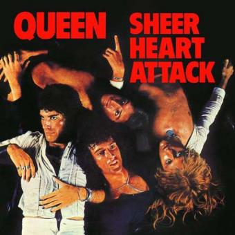 Sheer Heart Attack (180g) (Limited Edition) (Black Vinyl)