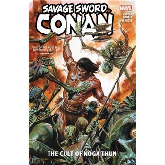 Savage sword of conan vol. 1