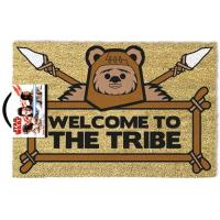 """Star Wars """"Welcome to the Tribe"""" - Tapete de Porta"""