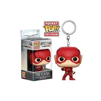 Funk Pocket Pop Keychains : DC Justice League - The Flash