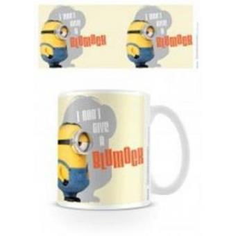 "Despicable Me - Caneca "" I Don'T Give A Blumock"""