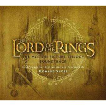 BSO Lord Of The Rings (3CD)
