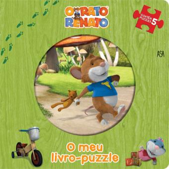 O Rato Renato: O Meu Livro-Puzzle